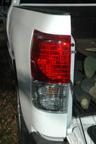 Toyota taillight small