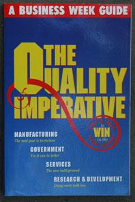 Quality Imperative