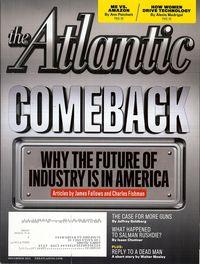 Atlantic Dec. 2012