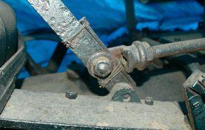 Wire 60 bolt splice