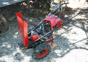 Finish Gravely open