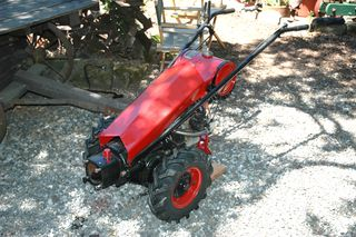 Finish gravely closed