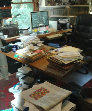 Home office shot