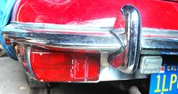 Jag tail light