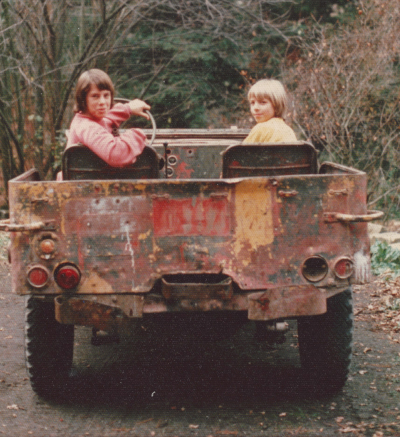 Early jeep pic