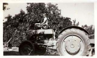 John  small tractor
